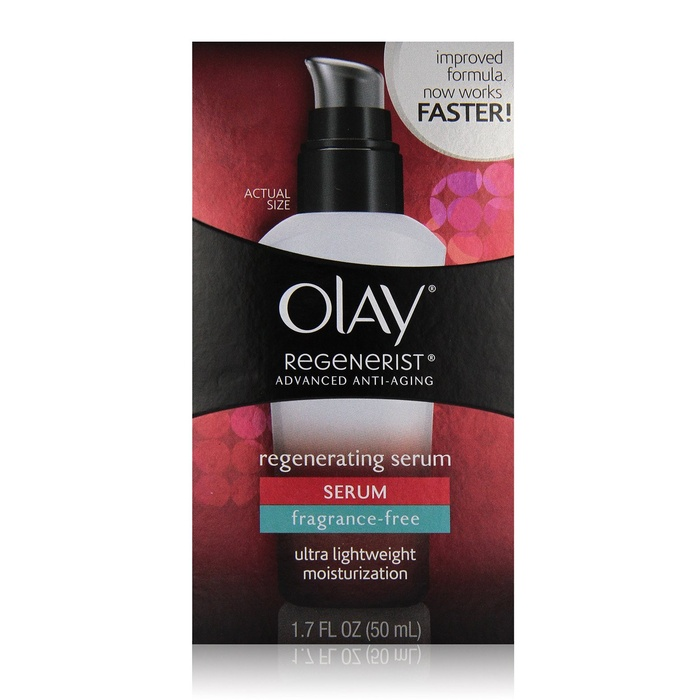 Best Anti-aging products under $30 - Olay Regenerist Advanced Anti-Aging Regenerating Serum Moisturizer