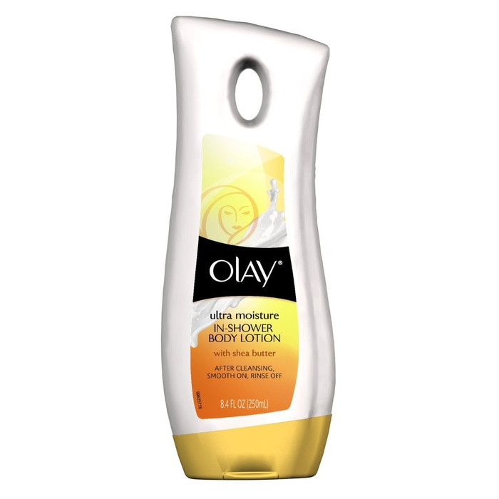 Best In-Shower Body Lotions - Olay Ultra Moisture In-Shower Body Lotion with Shea Butter