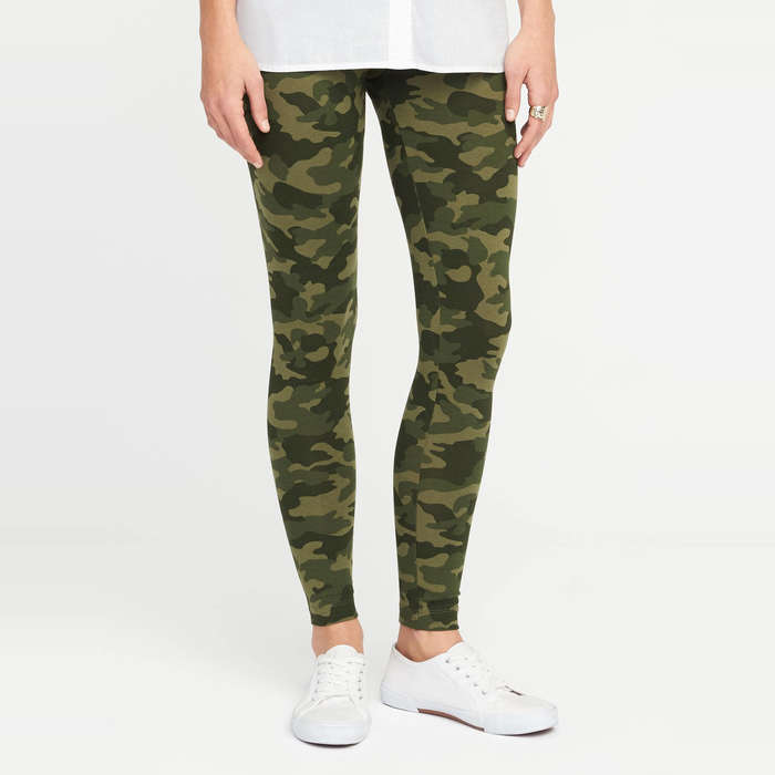 Best Fashion Leggings - Old Navy Patterned Leggings for Women