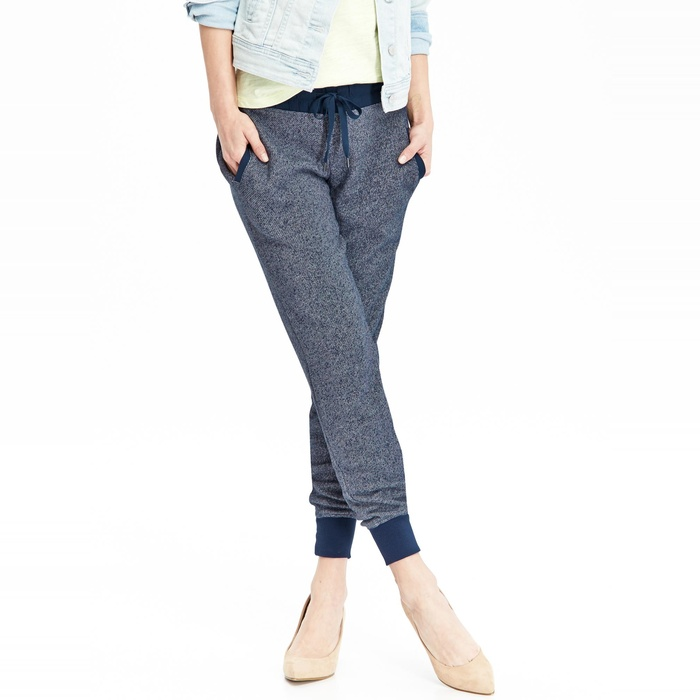 Best Stylish Sweatpants - Old Navy Women's Twill-Waist Sweatpants
