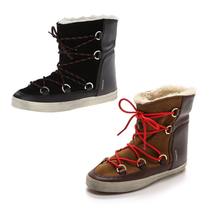 Best For the Ski Bunnies and Snow Angels - ONE by Kim & Zozi Ski Boots