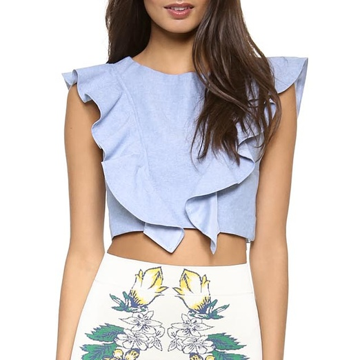 Best Midsummer Crop Tops - ONE by Viva Aviva Magnolia Crop Top
