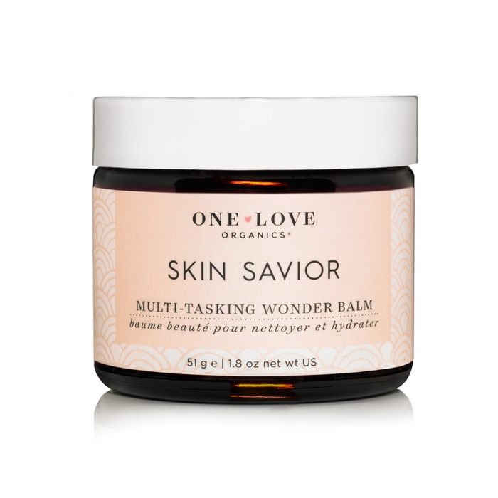 Best All-in-One Beauty Products - One Love Organics Skin Savior Multi-tasking Wonder Balm
