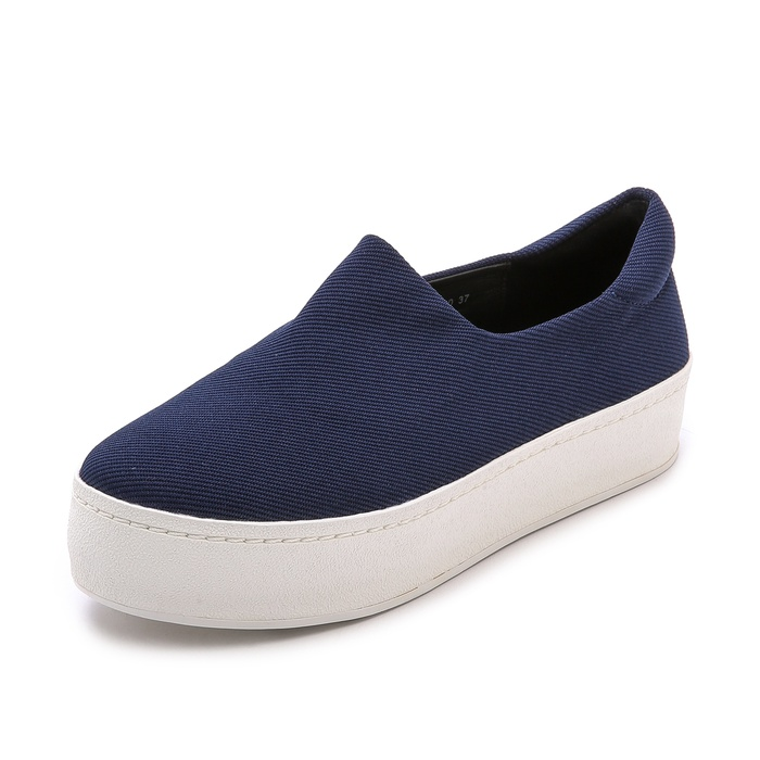 Best Platform Sneakers - Opening Ceremony Cici Slip On Platform Sneakers