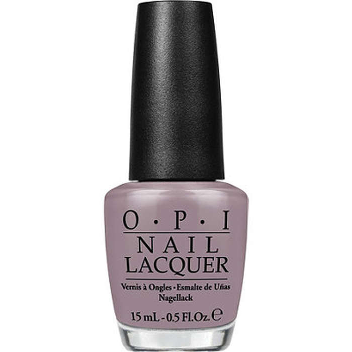 Best Grey Nail Polishes - OPI Nail Polish in Taupe-less Beach