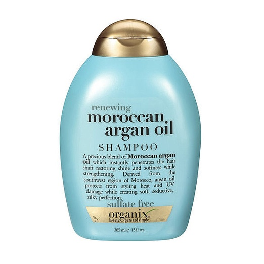 Best Shampoo for Dry Hair - Organix Moroccan Argan Oil Renewing Shampoo