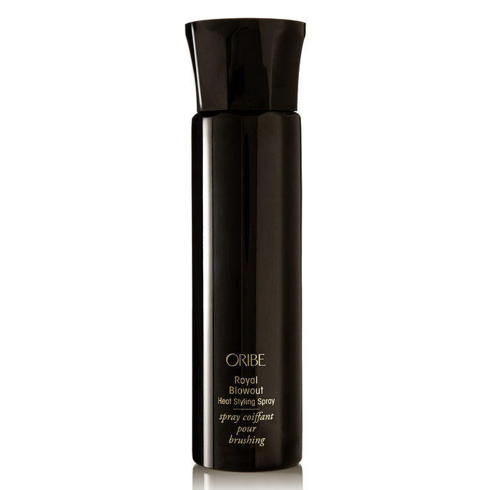 Best The Ten Best Argan Oil Products - Oribe Royal Blowout Heat Styling Spray