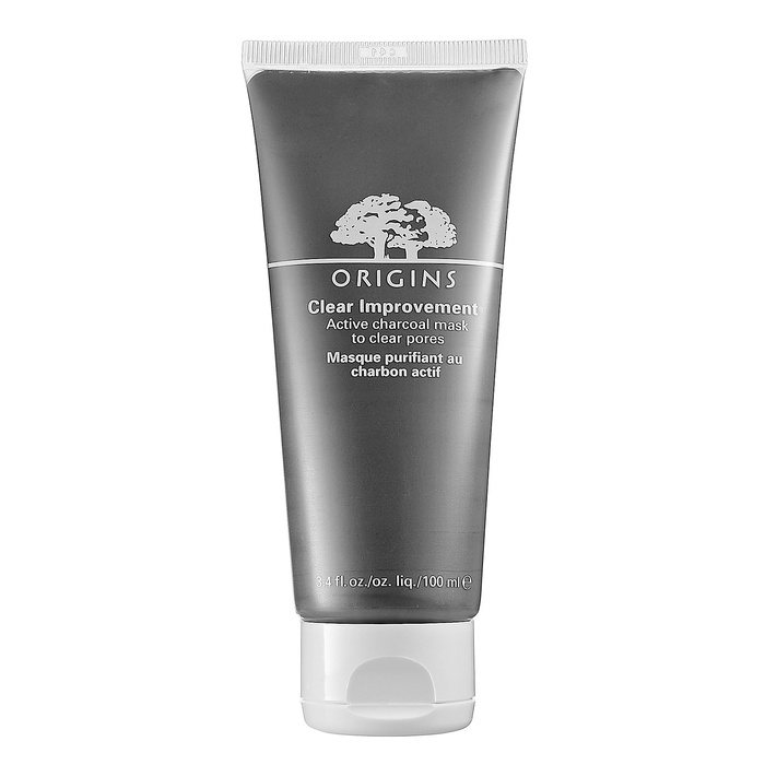 Best Natural Face Masks - Origins Clear Improvement Active Charcoal Mask