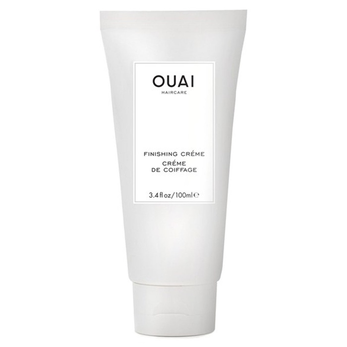Best Hair Straightening Products - Ouai Finishing Creme