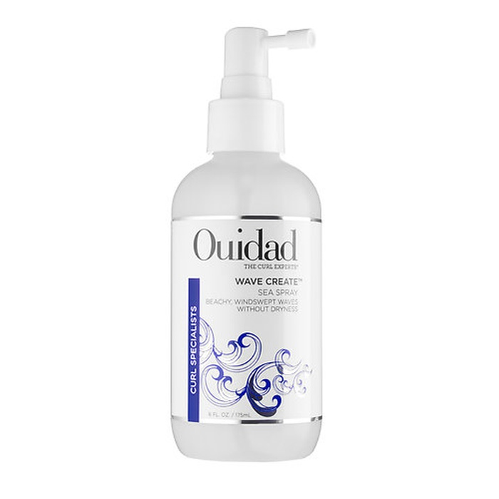Best Sea Salt Hair Sprays - Ouidad Wave Create Sea Spray