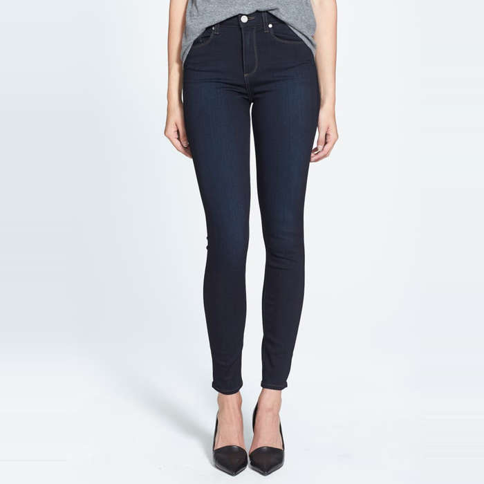 high fly jeans towards women done 50