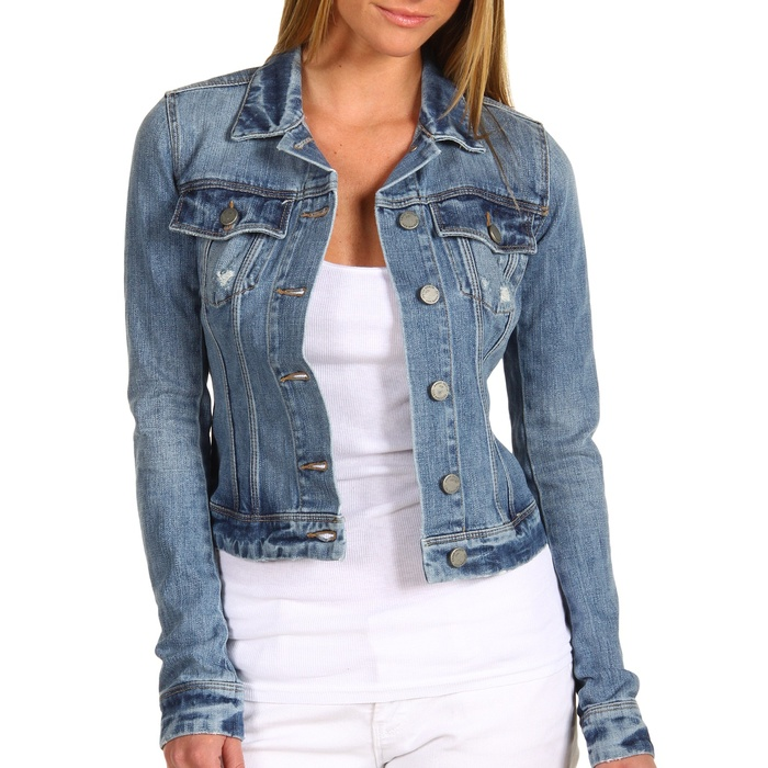 Best Denim Jackets - Paige Vermont Jacket