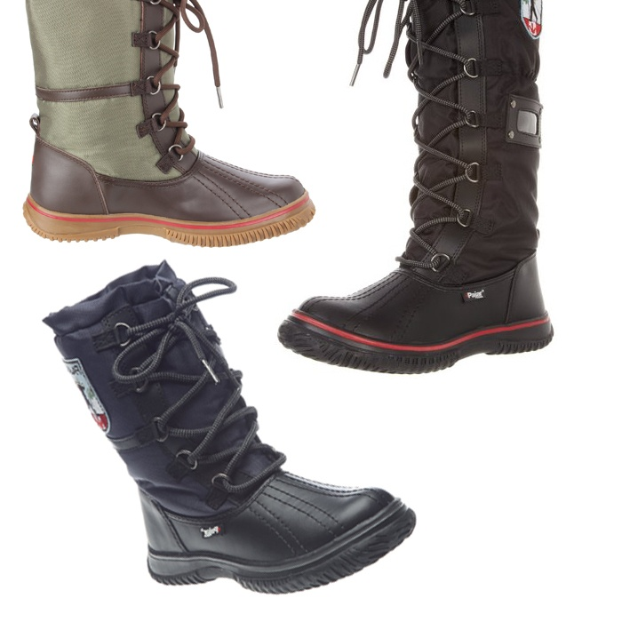 Best Snow Boots to Gift - Pajar Women's Grip Boots