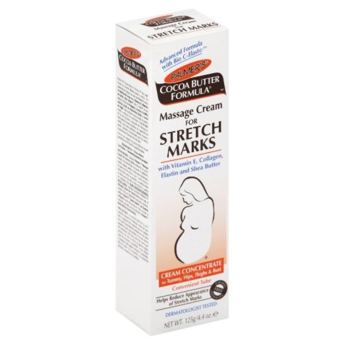 Best Stretch Mark Prevention Creams and Oils - Palmer's Cocoa Butter Formula Massage Cream for Stretch Marks