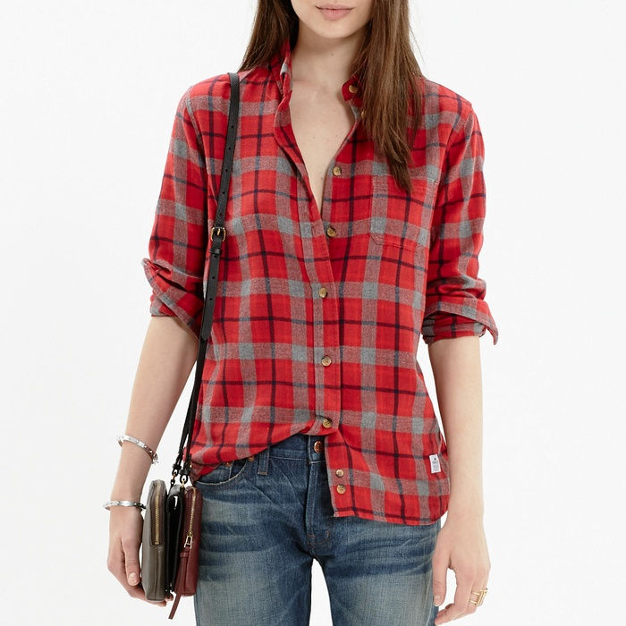 Best Plaid Button Downs - Penfield Ravenwood Plaid Shirt