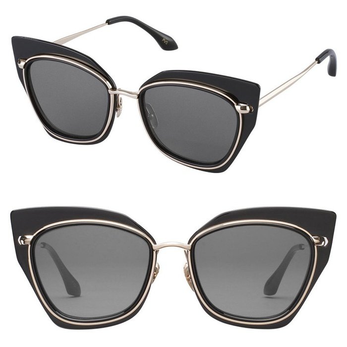 Best Sunglasses Under $50 - Perverse Nordic Cat Eye Sunglasses