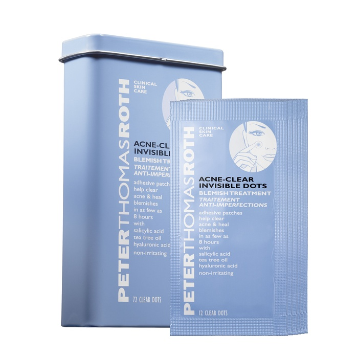 Best Acne Spot Treatments - Peter Thomas Roth Acne Clear Invisible Dots