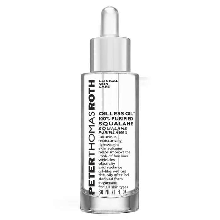 Best Squalane Skincare Products - Peter Thomas Roth Oilless Oil Purified Squalane Treatment