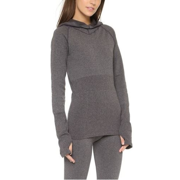 Best Activewear Styles for Fall - Phat Buddha 14th Street Hoodie