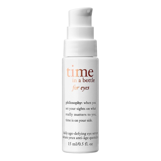 Best Eye Serums - Philosophy Time in a Bottle for Eyes