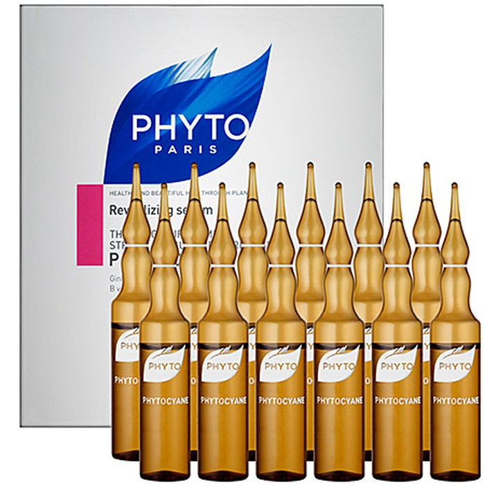 Best Hair Loss Treatments for Women - Phyto Phytocyane Revitalizing Serum