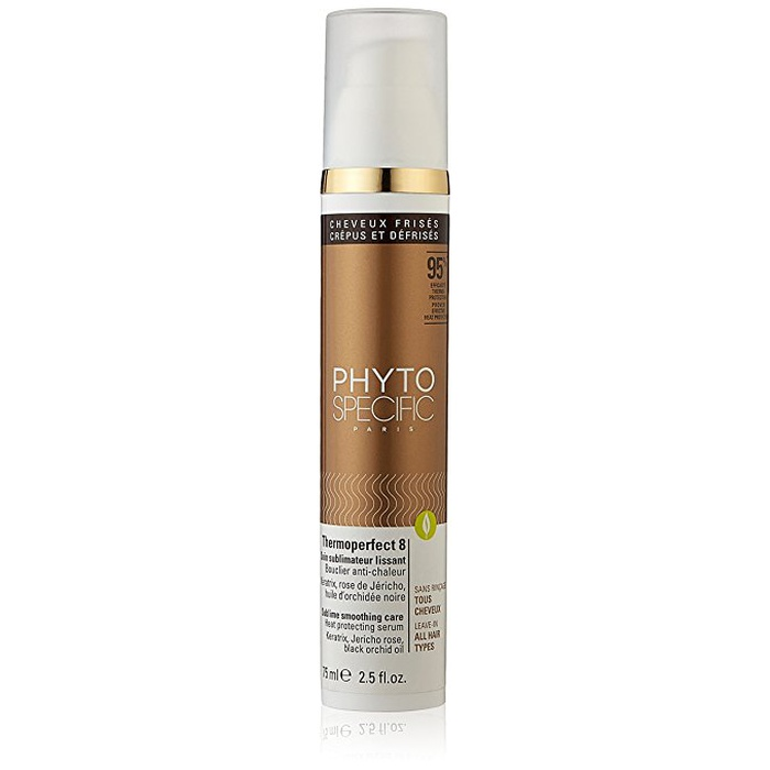 Best Heat Protectants for Hair - Phyto PHYTOSPECIFIC Thermoperfect 8 Heat Protecting Serum