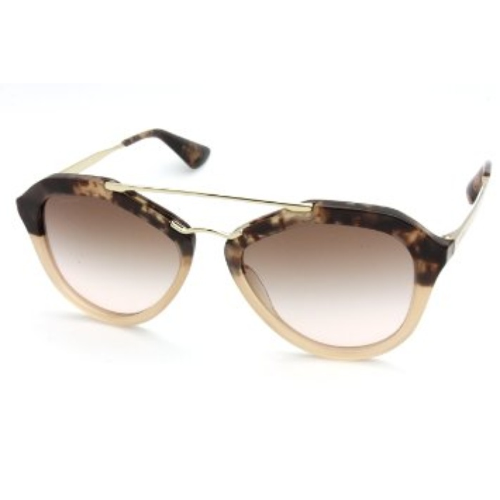 Best Brow Bar Sunglasses - Prada PR12QS Sunglasses