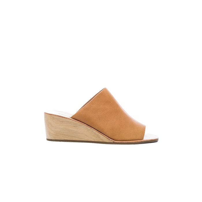 Best Mules for Summer - Rachel Comey Lyell Wedge Slides