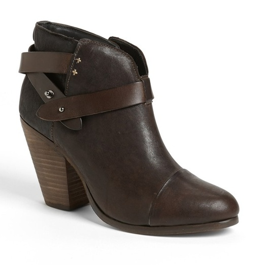 Best Brown Ankle Boots - Rag & Bone Harrow Boot