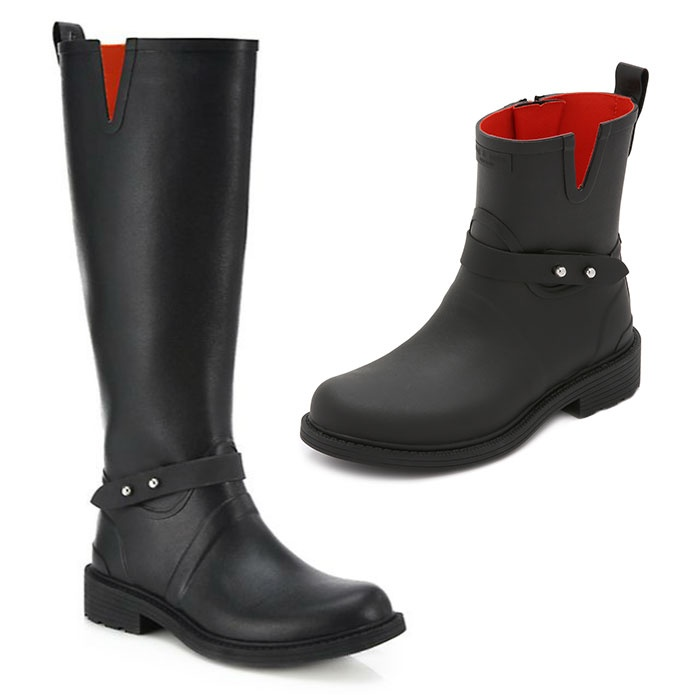 Best Rain Boots - Rag & Bone Riding Rain Boots