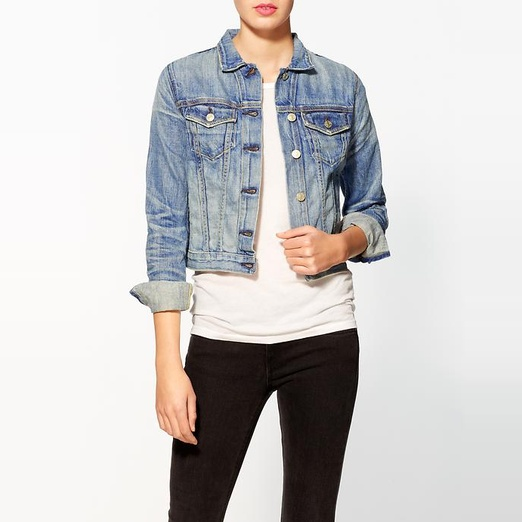 Best Denim Jackets - Rag & Bone/Jean The Jean Jacket