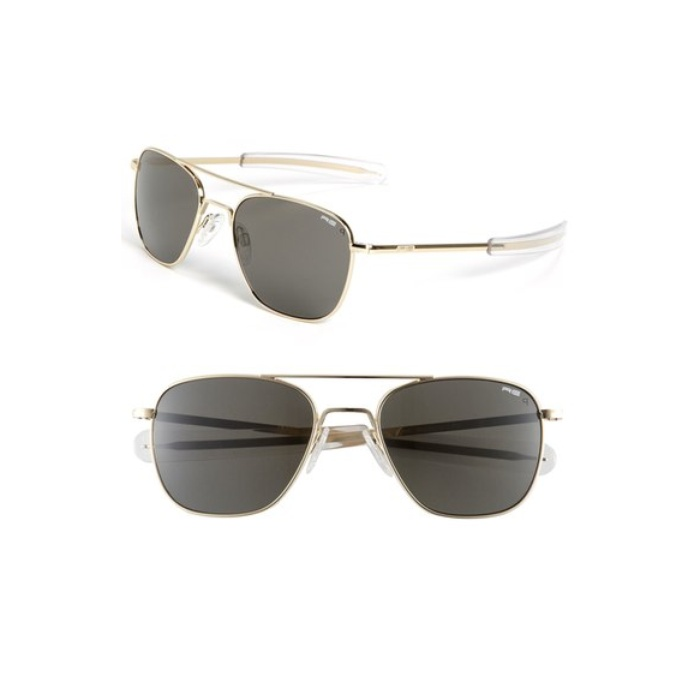 Best Gifts For Dad - Randolph Engineering 55mm Aviator Sunglasses