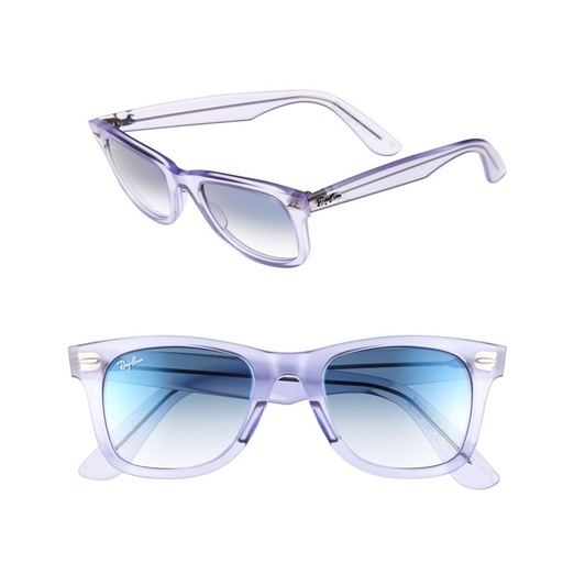 Best Lilac Bests - Ray Ban Ray-Ban 'Ice Pop Icon - Wayfarer' 50mm Sunglasses