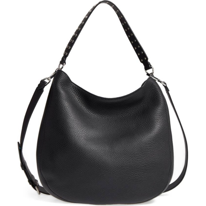 Best Fall Fashion Finds on Sale - Rebecca Minkoff Convertible Leather Hobo
