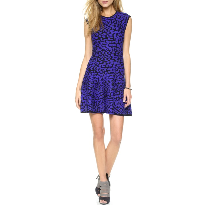 Best Animal Print Dresses - Rebecca Minkoff Leopard Dress