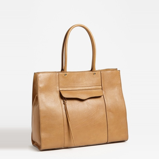 Best Tan Leather Totes - Rebecca Minkoff M.A.B Tote