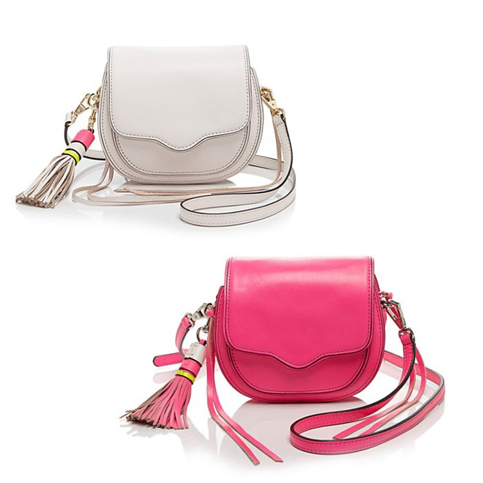 Best Mini Cross Body Bags Under $250 - Rebecca Minkoff Mini Sydney Crossbody