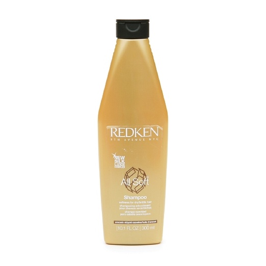 Best Shampoo for Dry Hair - Redken All Soft Shampoo