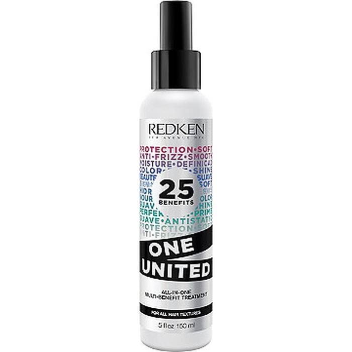 Best Heat Protectants for Hair - Redken One United Multi-Benefit Hair Treatment