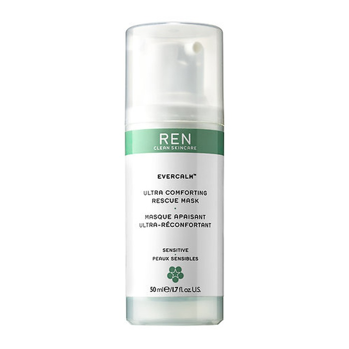 Best Beauty Products for Uneven Skintone - Ren Evercalm Ultra Comforting Rescue Mask