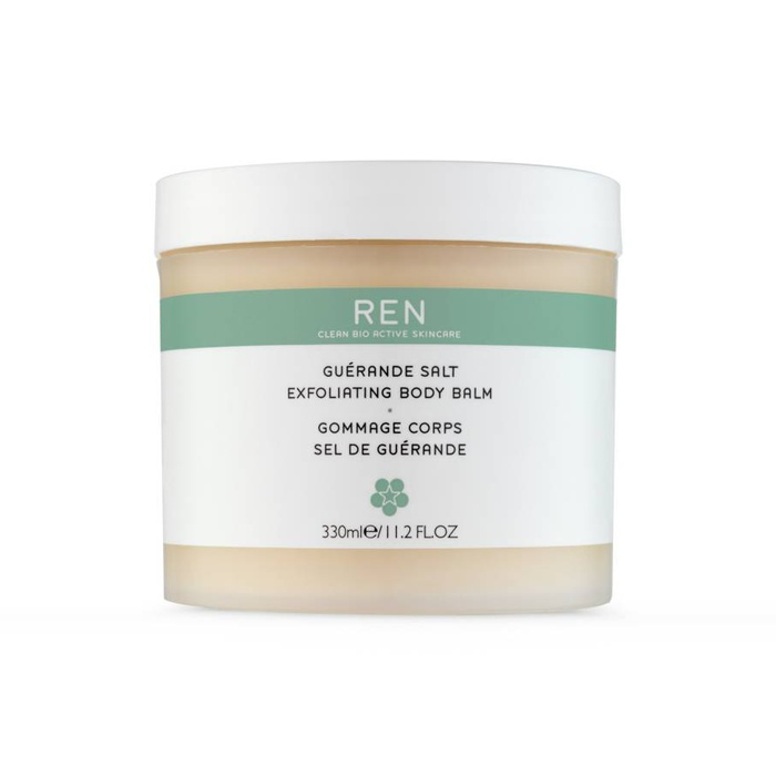 Best Body Balms - Ren Guerande Salt Exfoliating Body Balm