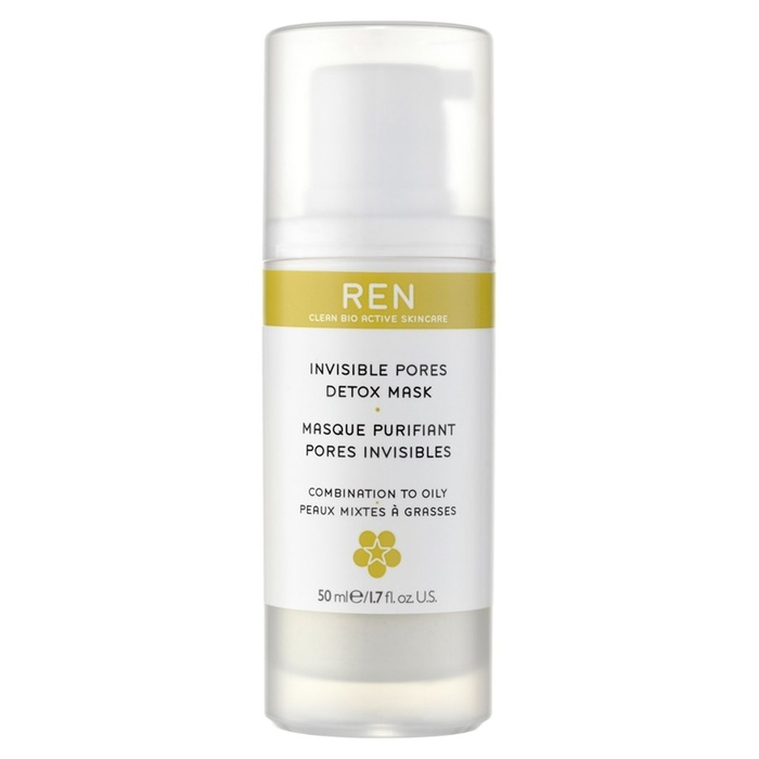 Best Detoxing Beauty Buys - REN Invisible Pores Detox Mask