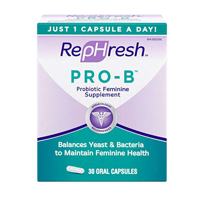 Best Probiotics For Women - RepHresh Pro-B Probiotic Feminine Supplement