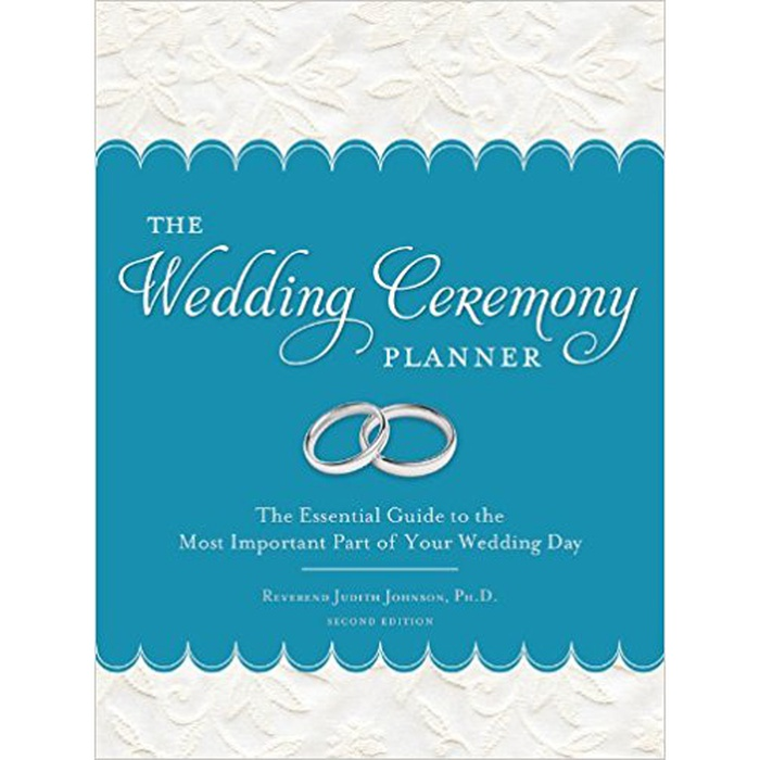 Best Wedding Planner Books - Reverend Judith Johnson: The Wedding Ceremony Planner