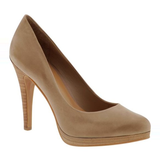 Best Nude Pumps - Nine West Rocha by Nine West