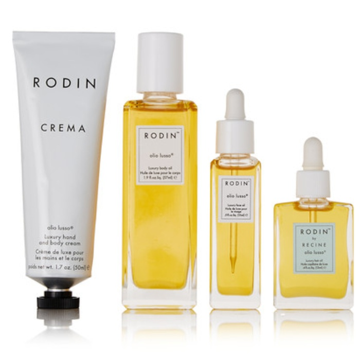 Best Luxury Beauty Gift Sets - Rodin olio lusso Travel Kit