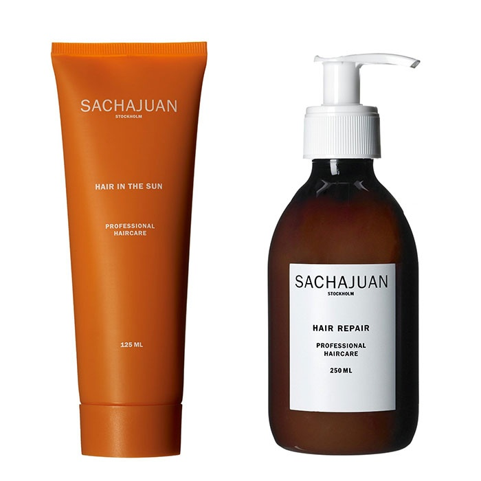 Best Ten Ways to Protect Your Hair - Sachajuan Hair in the Sun & Hair Repair