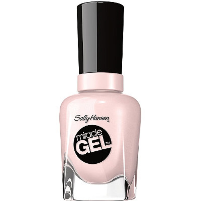 Best Long-Lasting Nail Polishes - Sally Hansen Miracle Gel