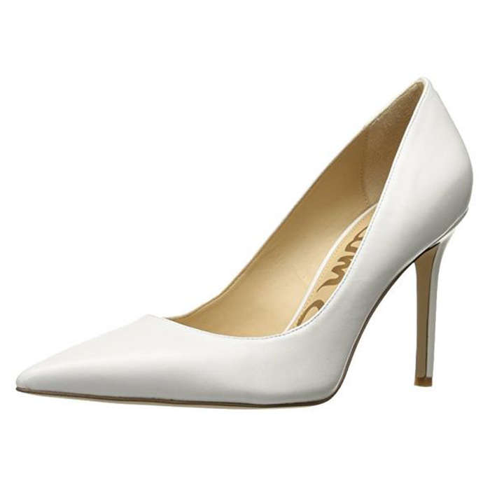 Best White Heels - Sam Edelman Hazel Pointy Toe Pump