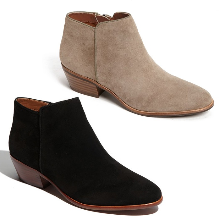 Best Boots made for walking and gifting - Sam Edelman 'Petty' Bootie